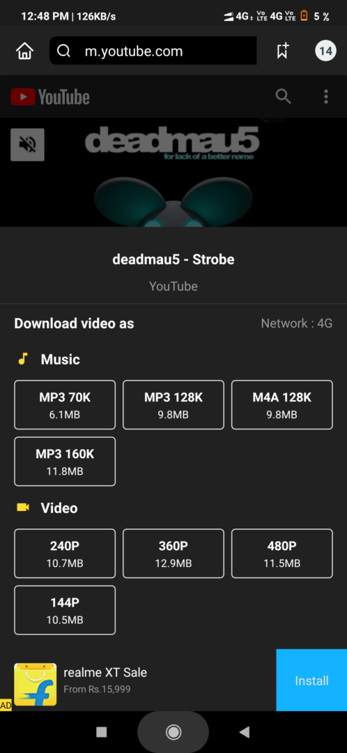 Snaptube for pc